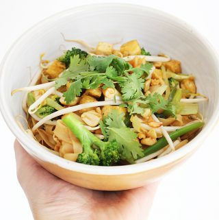 Vegan Pad Thai Cover