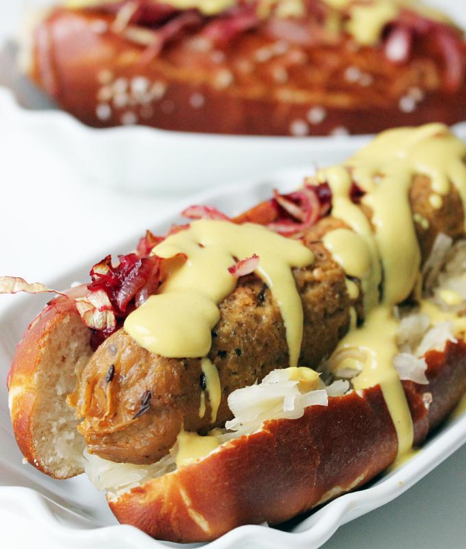 Bavarian Hot Dog