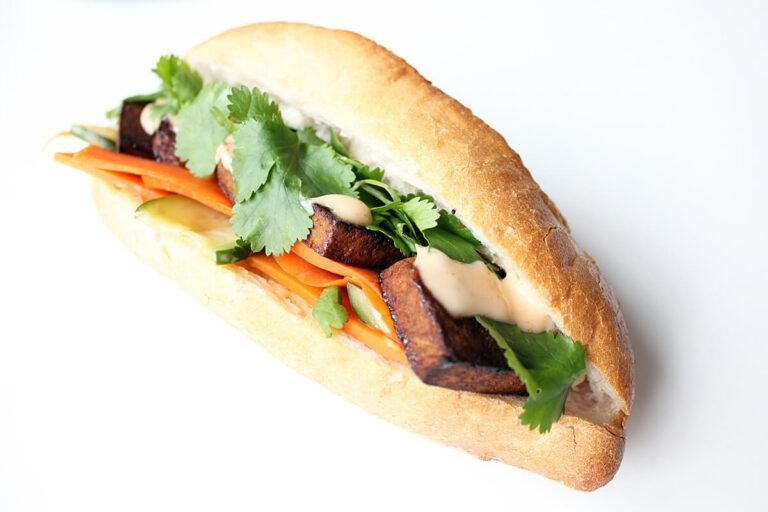 Banh Mi Tofu