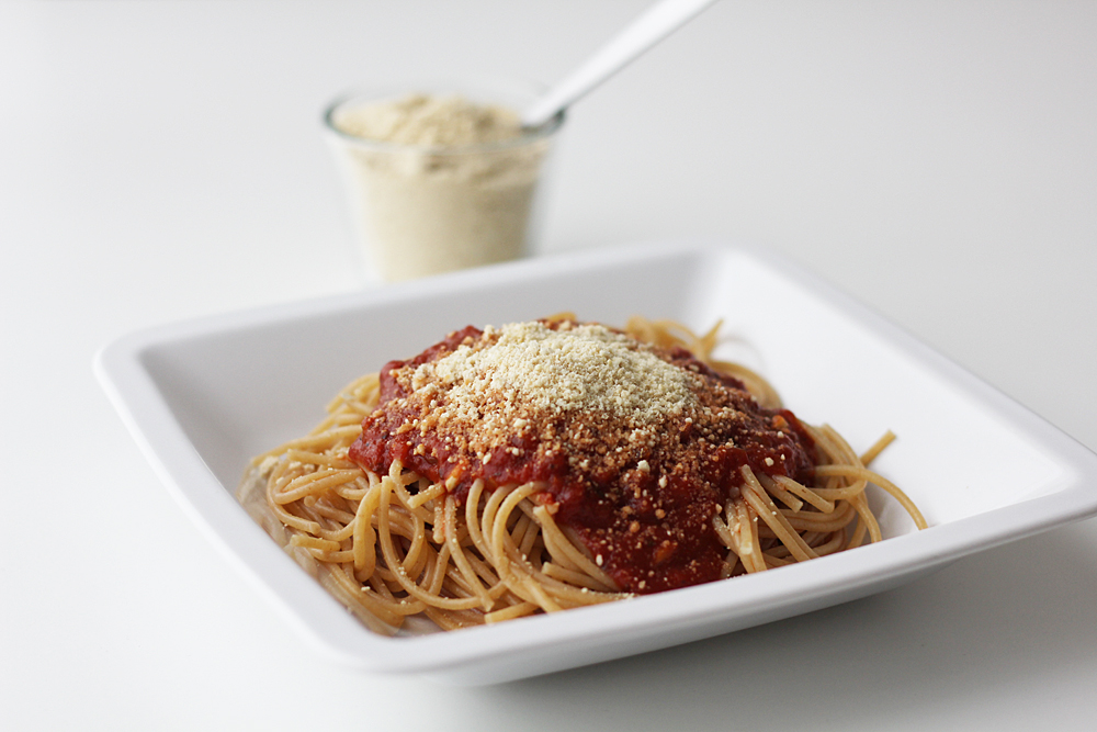 Vegan Grated Parmesan Cheese