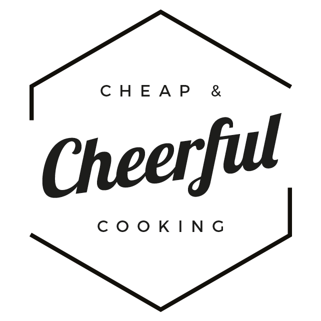 Logo Cheap & Cheerful Cooking