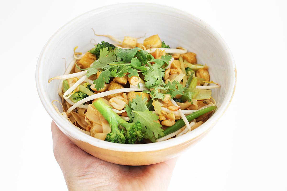 Veganes Pad Thai