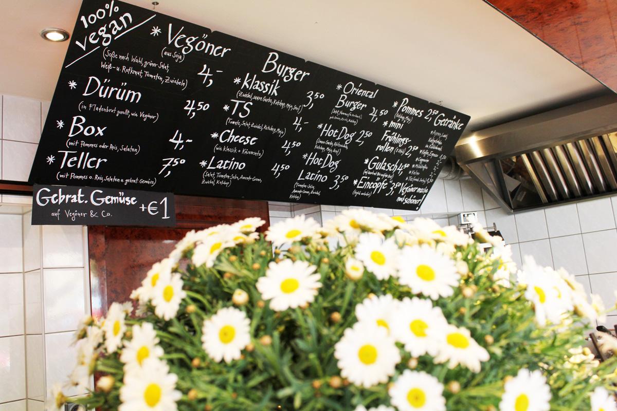Vegöner – Vegan Döner in Nuremberg