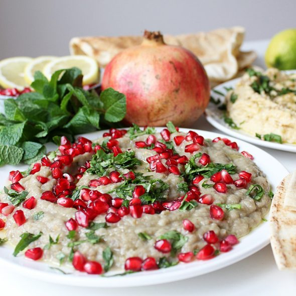 Baba Ghanoush Cover