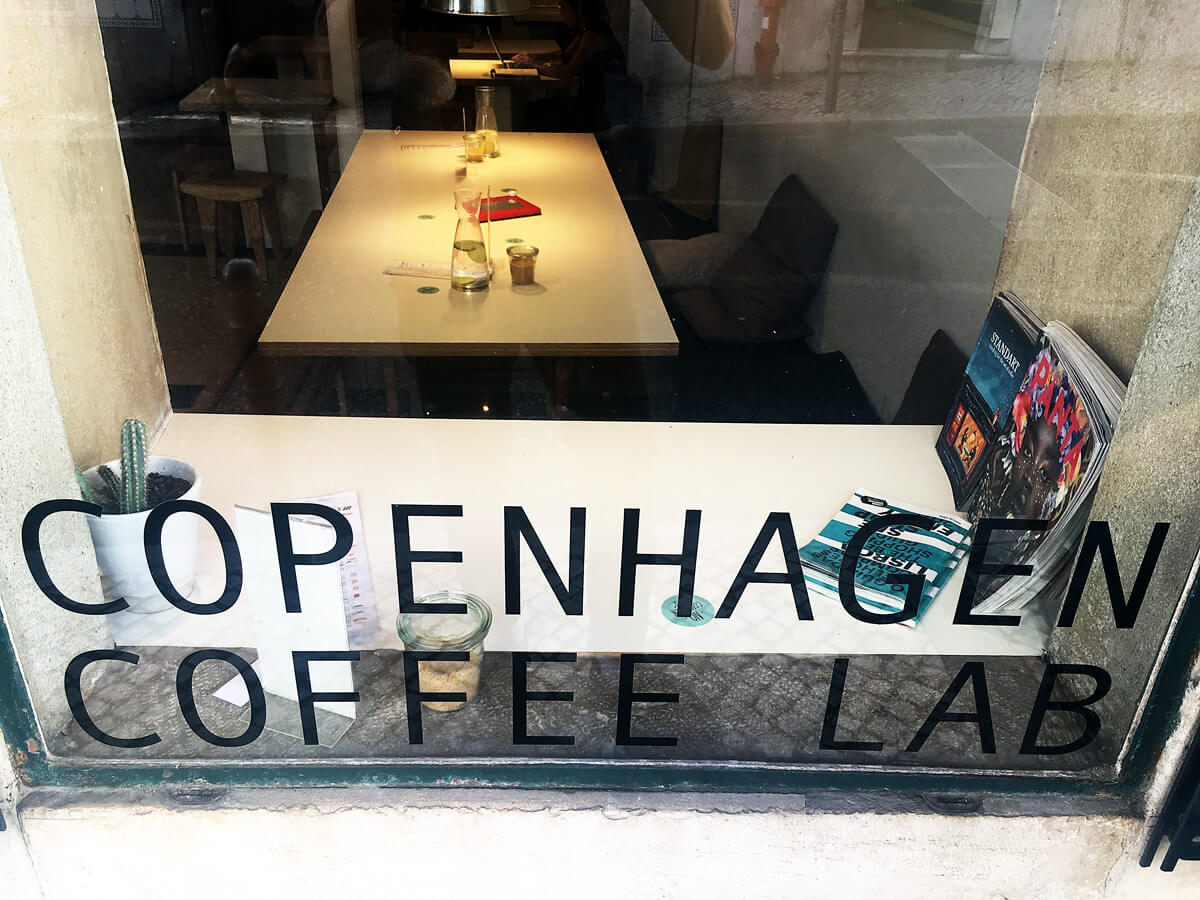 Vegan in Lisbon – Copenhagen Coffee Lab
