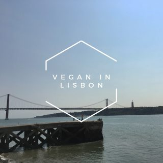 Vegan in Lisbon Cover
