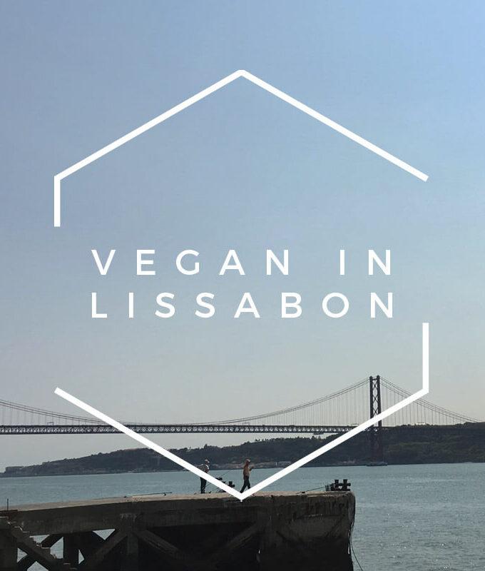 Vegan in Lissabon Cover