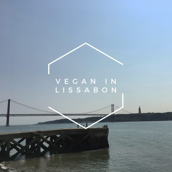 Vegan in Lissabon Cover