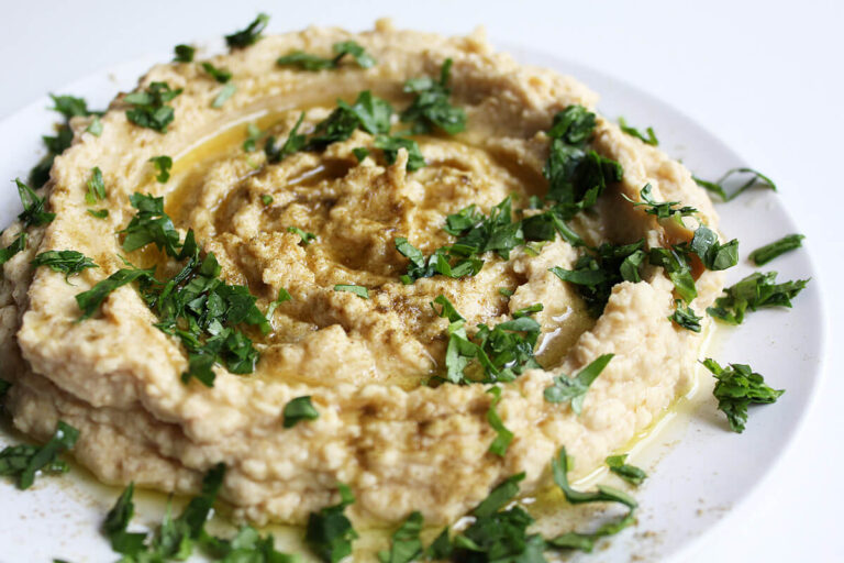 Hummus - Quick and Easy