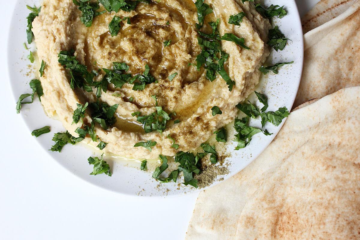 Hummus - schnell und einfach