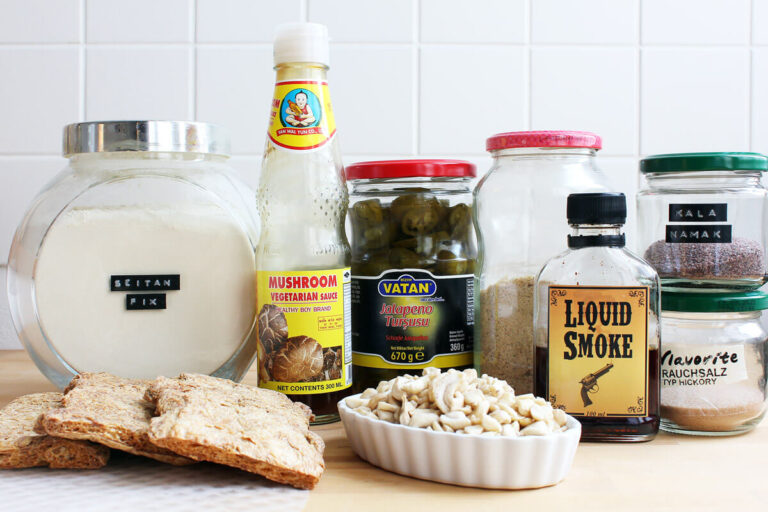 Our Favourite Ingredients for Vegan Cooking
