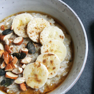 Porridge Basic Recipe