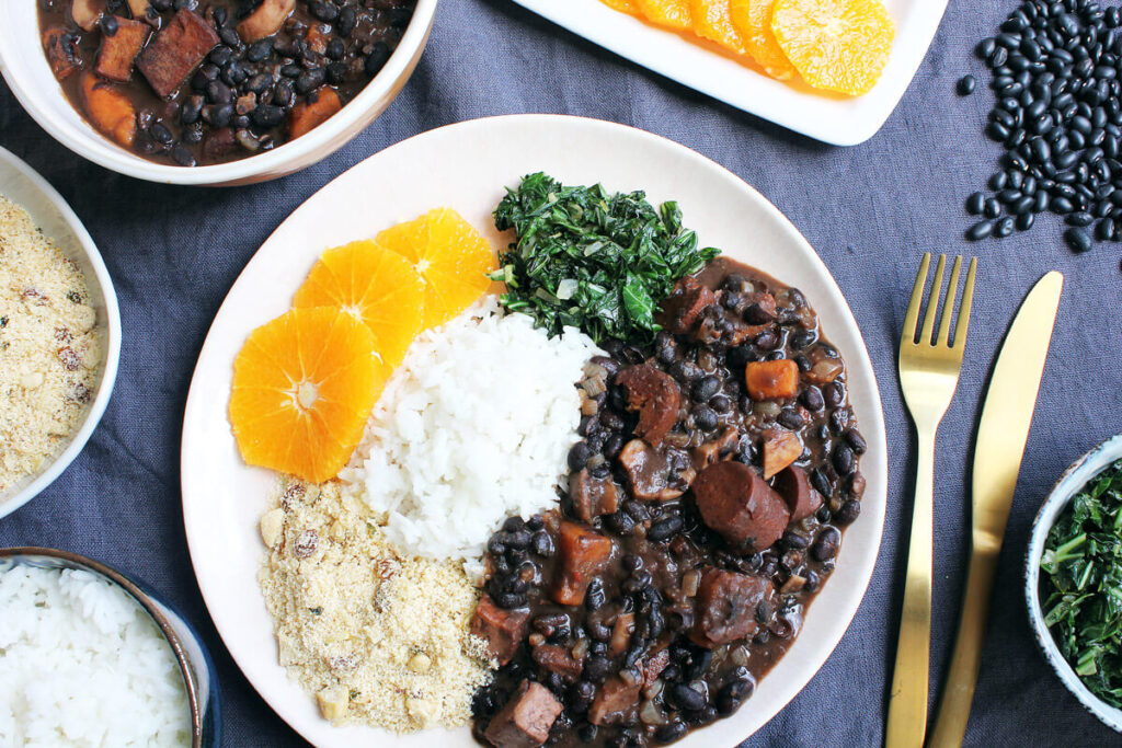 Vegan Feijoada – Brazilian National Dish
