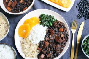 Vegan Feijoada – Brazilian National Dish