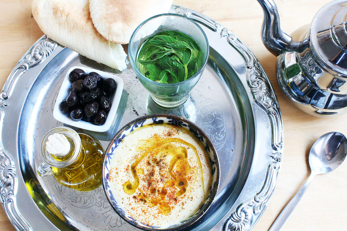 Bessara – Moroccan Fava Bean Soup