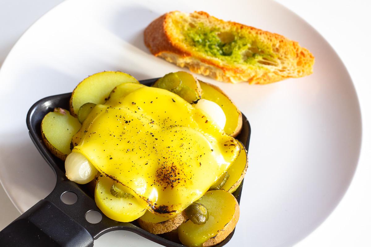 Vegan Raclette