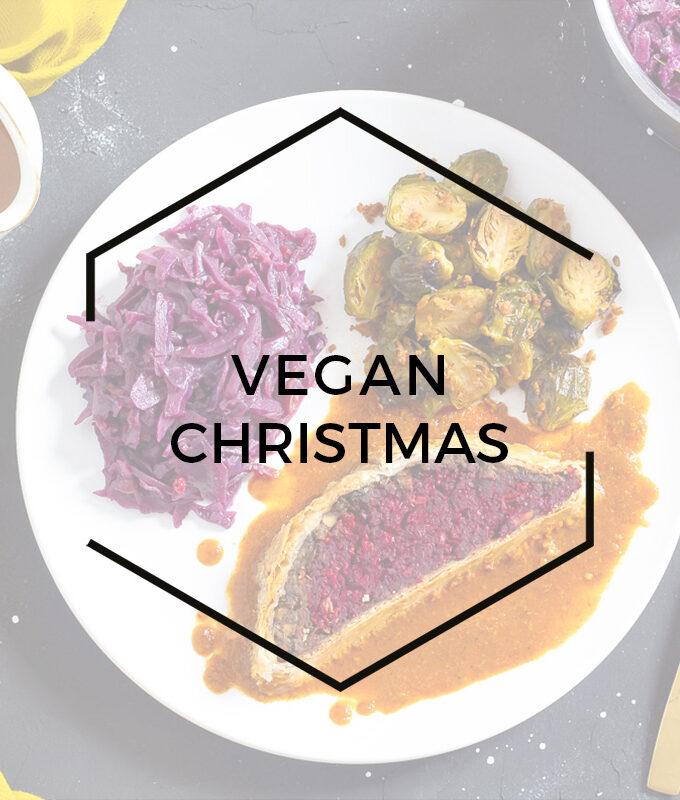 Vegan Christmas - Many Recipes & Tips