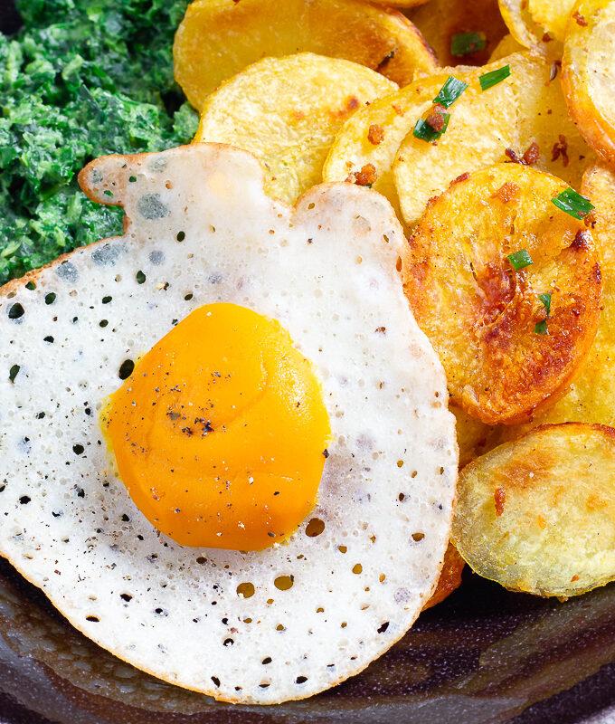 Vegan Fried Egg