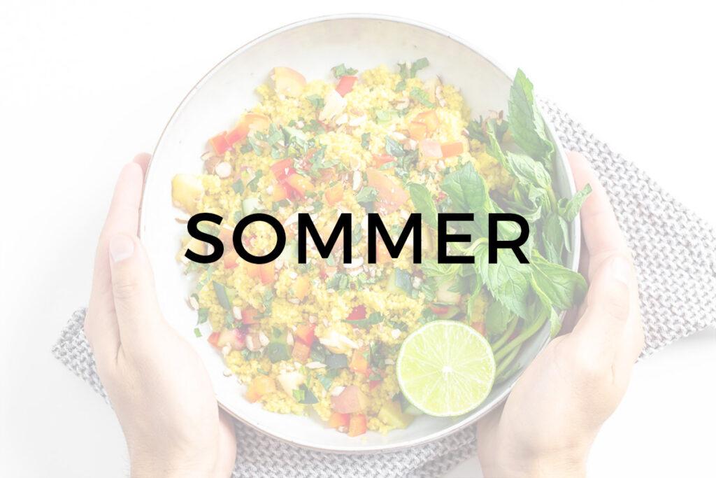 Sommer-Rezepte